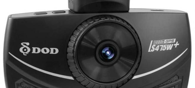 wideorejestrator DOD LS475W+